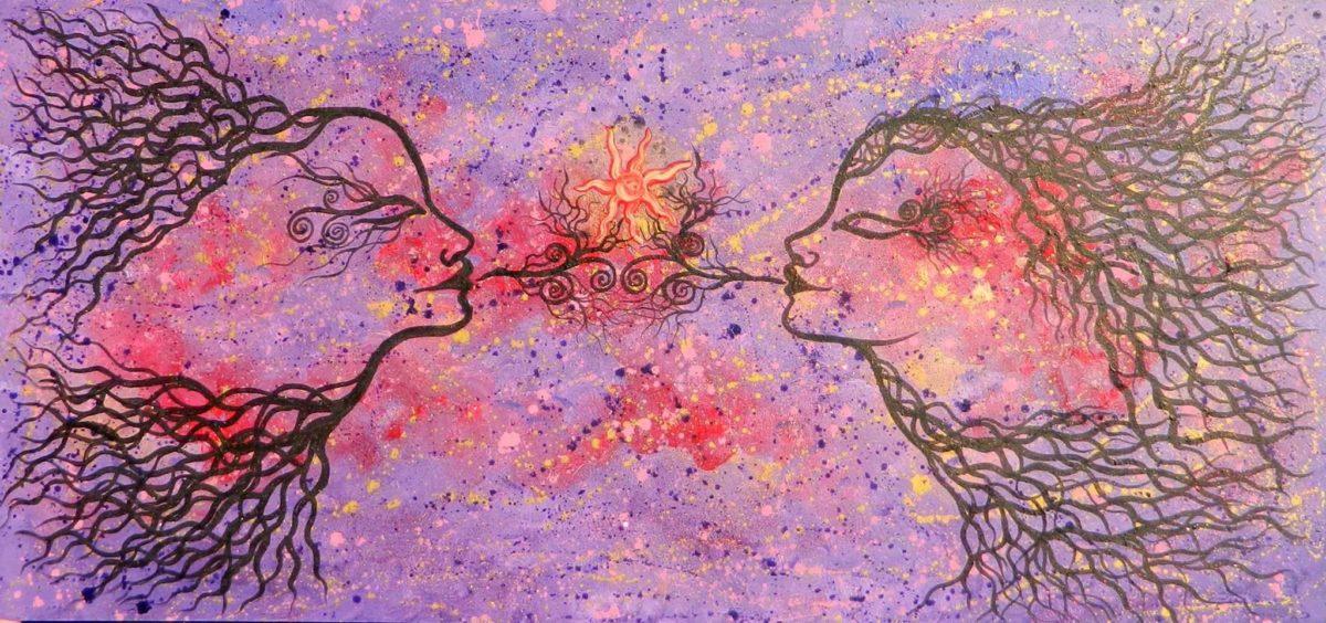 Le Tele Spirituali Vibrano Sempre