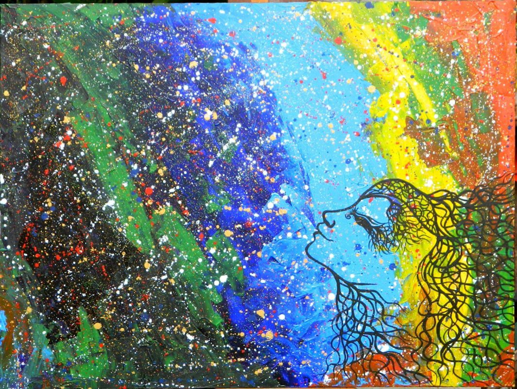 Come nasce una Tela Spirituale