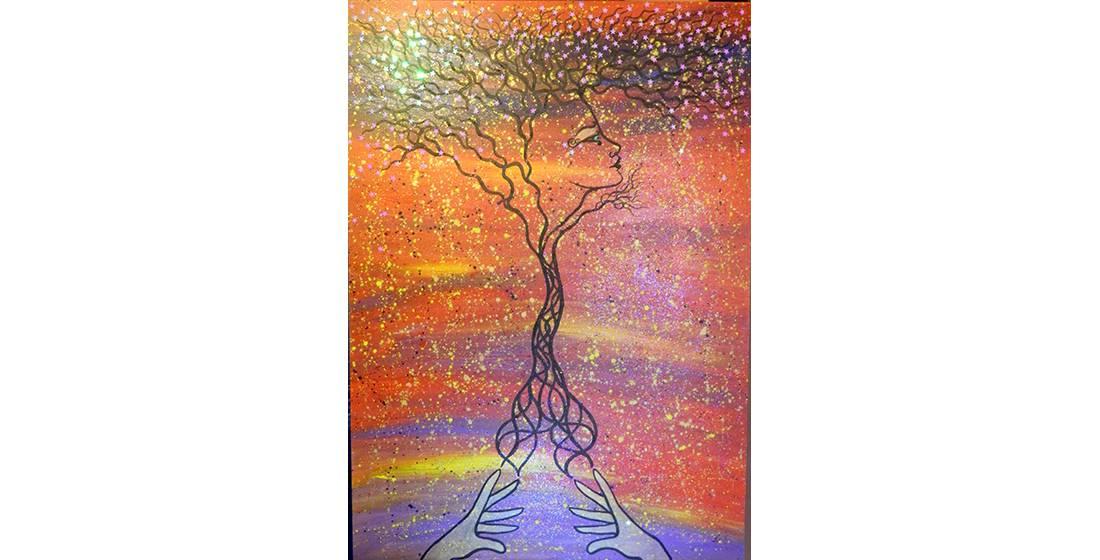Post Meditazione con la Tela Spirituale Eos