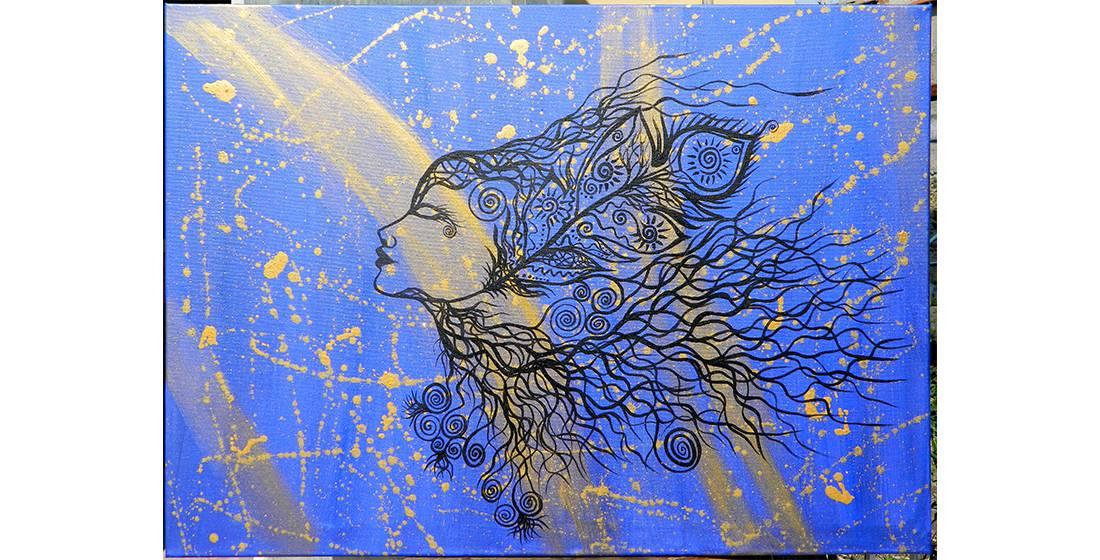 """""""Giornata esperienziale sulla discendenza del femminile attraverso l'arte di Albero & Anima"""""""