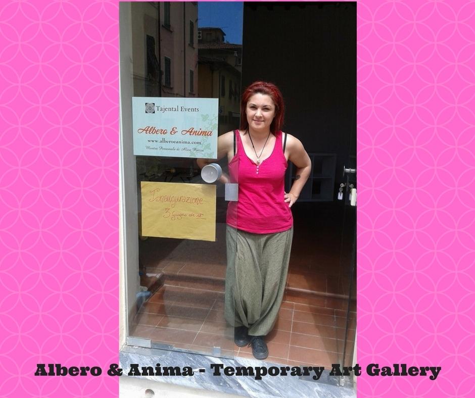 Temporary Art Gallery – I° racconto