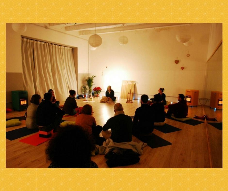 Cosa ho provato io nel fare la prima meditazione collettiva