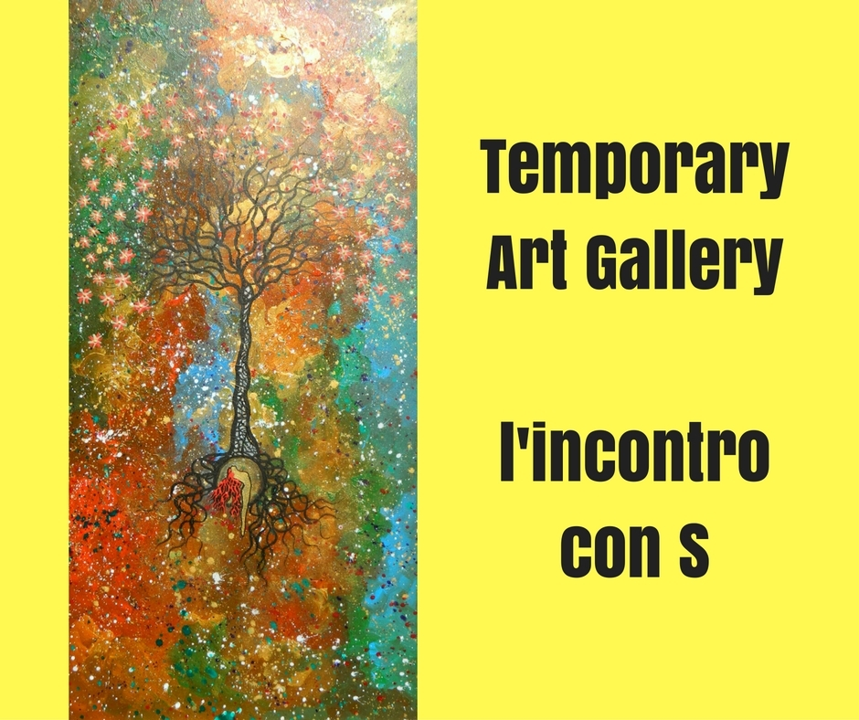 Temporary Art Gallery – l'incontro con S