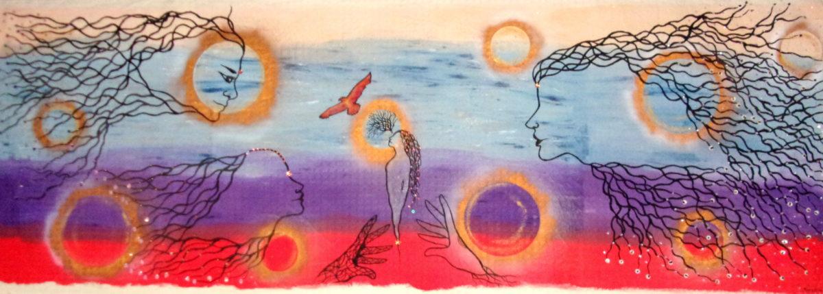 Meditazione con Tela Spirituale – Evento estero, in Germania a Braunschweig