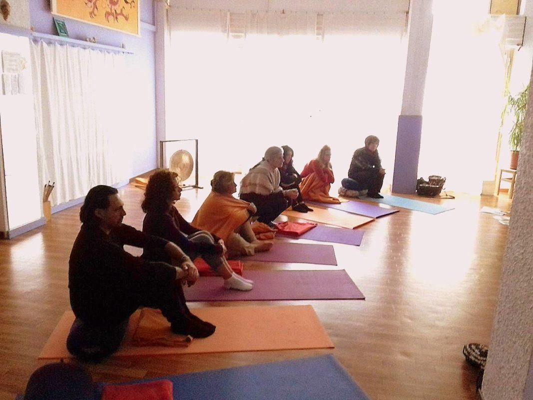 Un'altra Meditazione con Tela Spirituale è stata fatta!