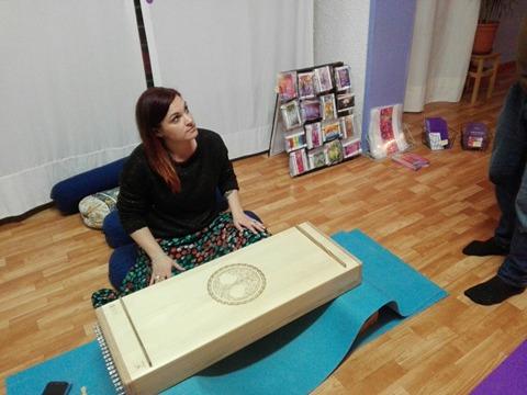 Meditazione con Tela Spirituale e Monocorda®