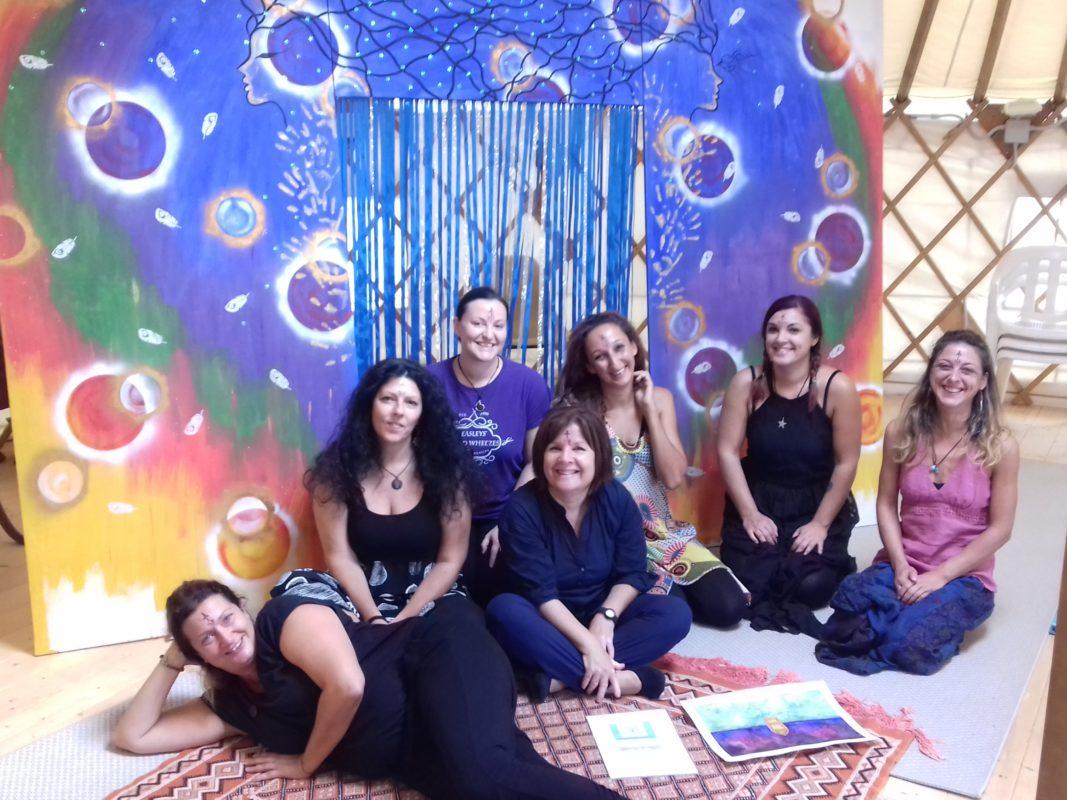 Giornata esperienziale sulla discendenza del femminile, attraverso l'arte di Albero & Anima