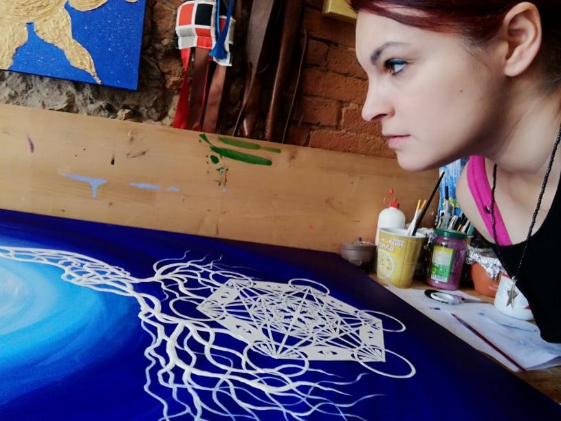 La Tua espressione nell'arte